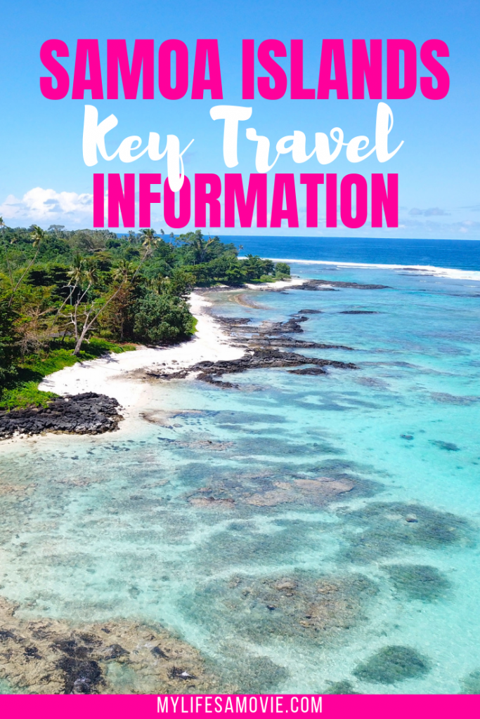 If you're thinking of making the bucketlist trip to Samoa Islands, here is all of the key travel information to get there! From currency and what costs are like in Samoa Islands, to best ways to get around the island and where to stay!