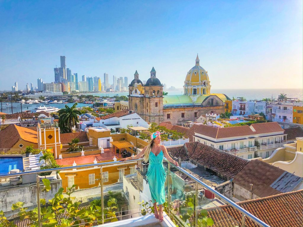 best roofs in Cartagena