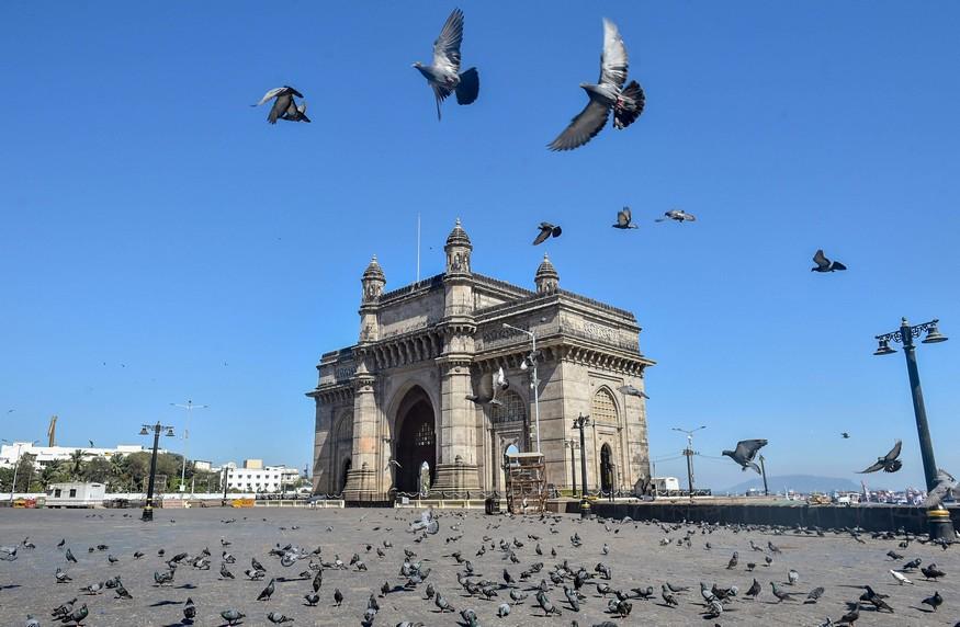 cidades vazias mumbai