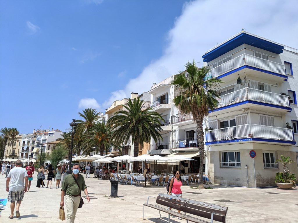 Sitges Sea Walk